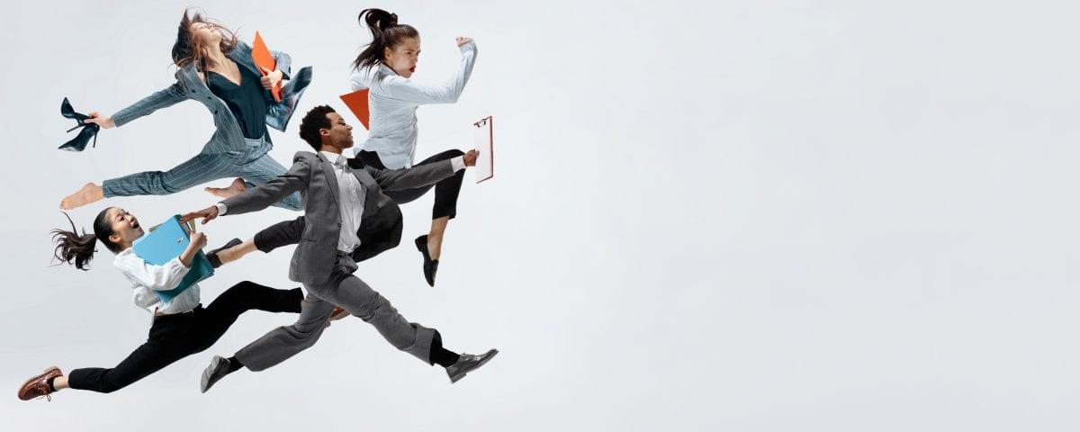 Beweging tijdens je werk